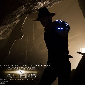 Cowboys & Aliens Gauntlet