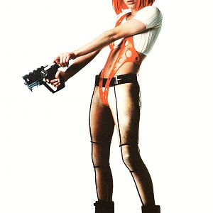 The Elusive 'Leeloo-Korben-Gun' photo