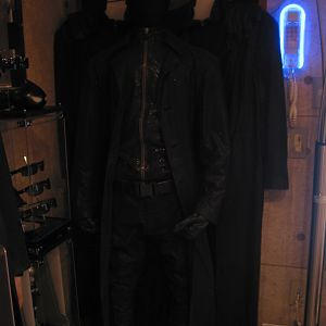 albert wesker(Shawn Roberts)HERO Costume 2
