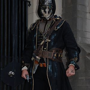 Rinzlertron as Corvo Attano