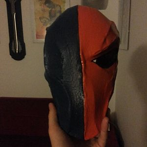 Deathstroke from Arkham city