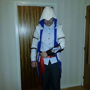 Connor Kenway from Assassin