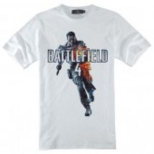 Battlefield Game 4 Logo T-Shirt