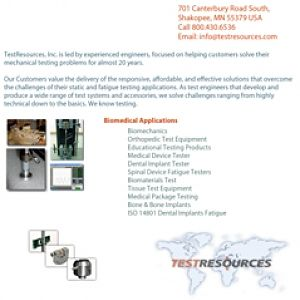Tensile Test Machines