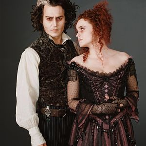 Sweeney Todd & Ms.Lovette