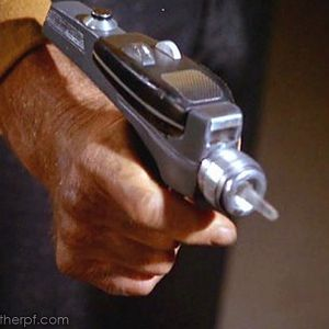 Star Trek Roddenberry Phaser Comparison
