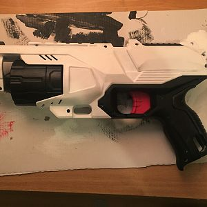 Nerf Gun Conversion