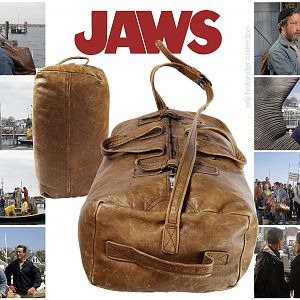 Matt Hooper's duffel bag from JAWS