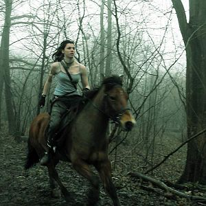 Lara Croft Reborn
