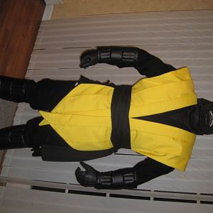 For some reason i cant get the pics to be the correct angle.. i tried to turn em. guess this costume is a... head turner.