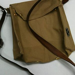 Magnoli Indiana Jones bag