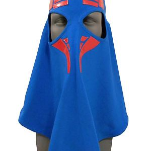 Cobra Commander Hood, custom made for a customer 2011