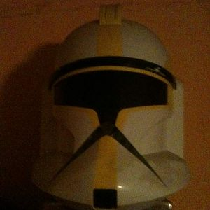CLone trooper Helmet Mod Yellow Commado