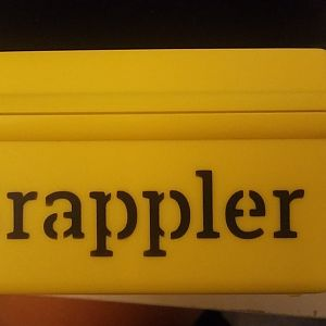 "Box with ""Grappler"" Label"