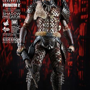 Hot Toys Shadow Predator 12 inch Figure 02