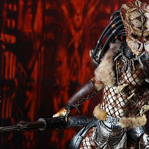 Hot Toys Shadow Predator 12 inch Figure 05