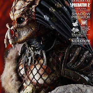 Hot Toys Shadow Predator 12 inch Figure 11