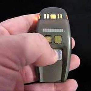show used hero phaser that has a video on youtube.