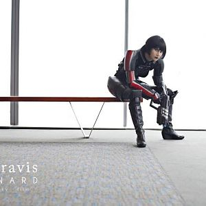 Amazing photoshoot, sad shepard.