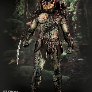 Hot Toys The Berserker Predator 12 inch Figure 05