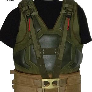 Bane Vest from SiQ Clothing, Customer color requests! PM for more costuming info.