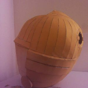 C3P0 First prop i ever made. Still some to go.