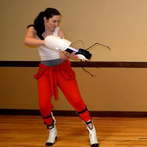 Chell Portal 2 Cosplay Rpf Costume And Prop Maker Community